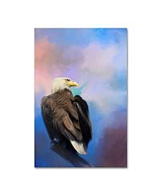 "Jai Johnson 'Watching Over The Heavens' Canvas Art - 32"" x 22"" x 2"""