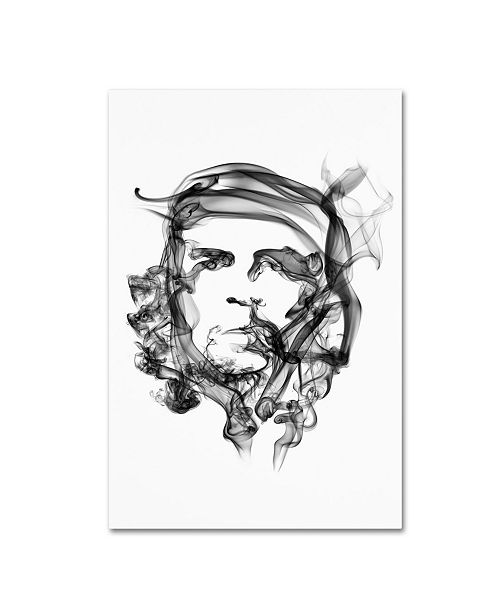 "Trademark Innovations Octavian Mielu 'Che Guevara' Canvas Art - 32"" x 22"" x 2"""