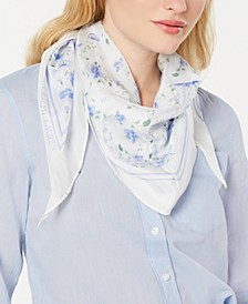 Tilda Silk Diamond Scarf
