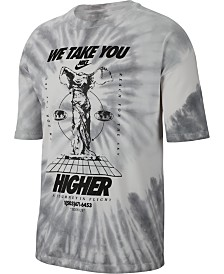 Nike Sportswear Men's Tie-Dyed Graphic T-Shirt
