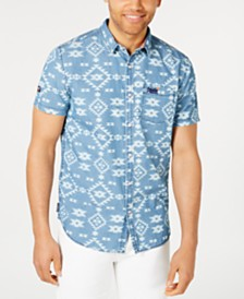Superdry Men's Miami Loom Shirt
