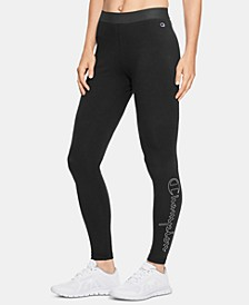 Double Dry Logo Leggings