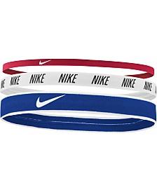 Nike 3-Pk. Headband Set