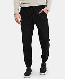 GUESS Men's Desert Linen Jogger Pants