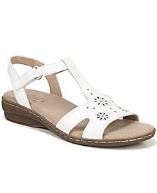 Brio Ankle Strap Sandals