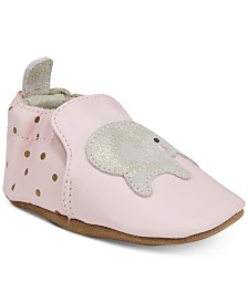 Robeez Ella Elephant Soft Sole Shoes
