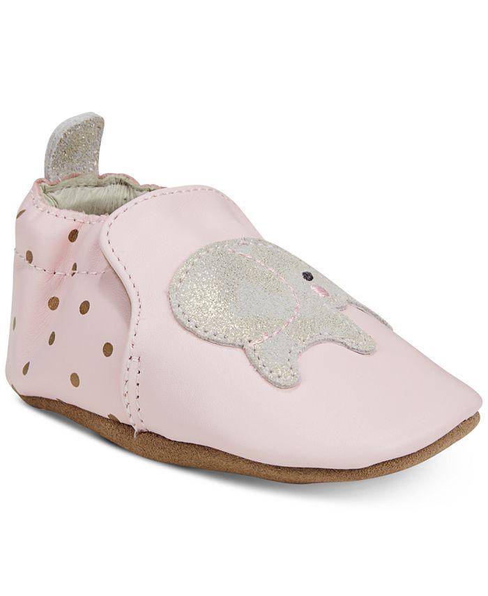 Robeez - Ella Elephant Soft Sole Shoes