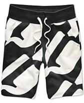 bac5b784e77 G-Star RAW Men's Geometric Jogger Shorts, Created for Macy's. 2 colors