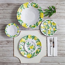 Limonata Melamine Dinnerware Collection