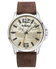 Men's Bernardston Dark Brown/Cream Watch