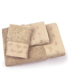 Butterfly 3 Piece Towel Set
