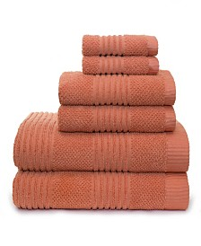 Dillon 6 Piece Bath Towel Set