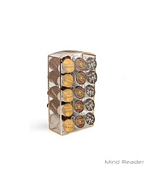Mind Reader 30 Capacity K-Cups Coffee Pod Holders Carousel
