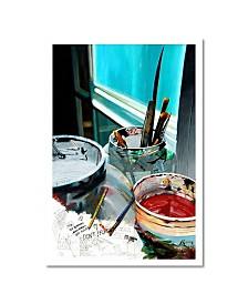 """November 16 by Roderick Stevens Signed Giclee Art - 47"""" x 35"""" x 2"""""""