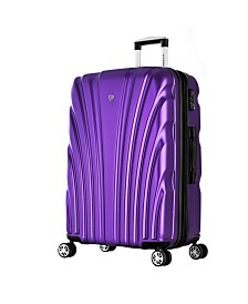 """Olympia USA Vortex 21"""" PET Hardcase Carry-On Spinner"""