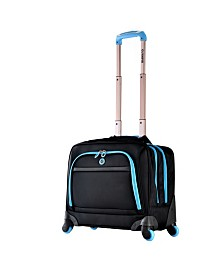 Olympia USA Hover Spinner Rolling Tote