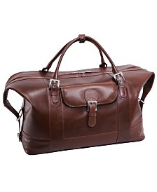 McKlein Siamod Amore Duffel Bag