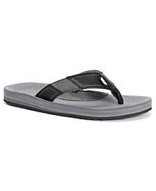 Muk Luks Men's Mason Flip Flops