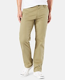 Dockers Men's Straight Fit Original Khaki All Seasons Tech Pants
