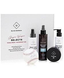 Blind Barber 4-Pc. Bryce Harper Selects Set
