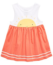First Impressions Baby Girls Summer Sun Graphic Tunic, Created for Macy's