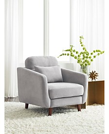 Serta Sierra Collection Armchair, Quick Ship
