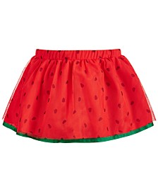 First Impression's Baby Girl's Watermelon Tutu, Created for Macy's