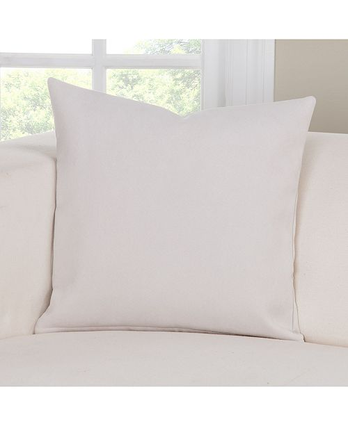 "PoloGear Longhorn Ivory 26"" Designer Euro Throw Pillow"