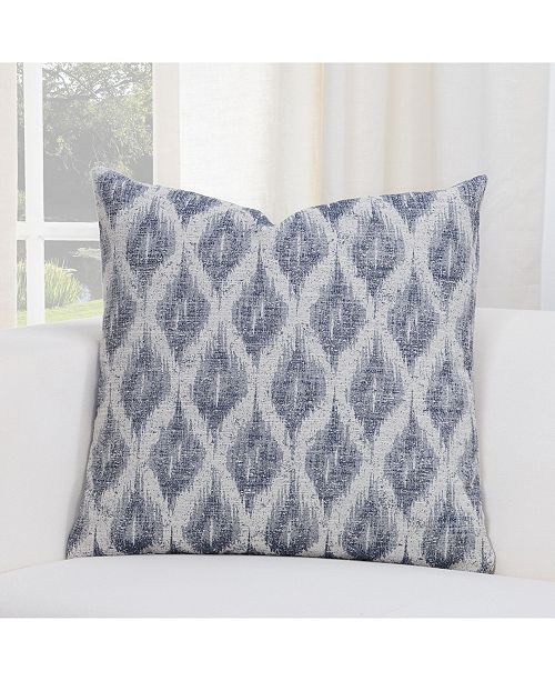 "Siscovers Diamond Creek 16"" Designer Throw Pillow"