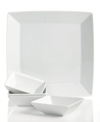 THOMAS Dinnerware, Loft 5 pc Hors Doeuvre Set