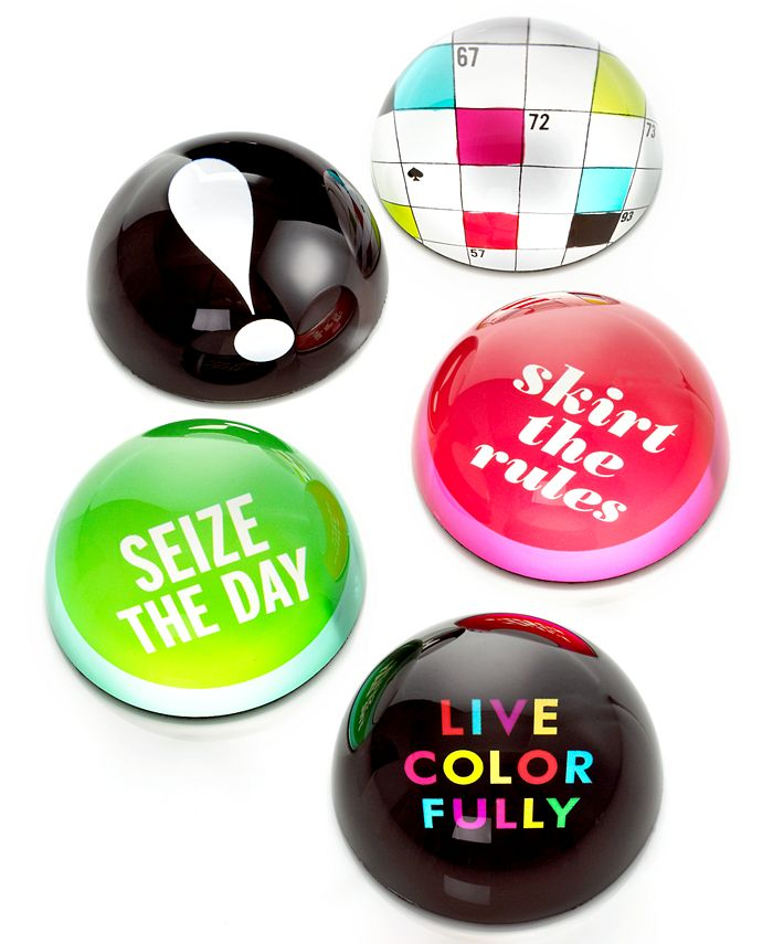 kate spade new york - Say the Word Paper Weight