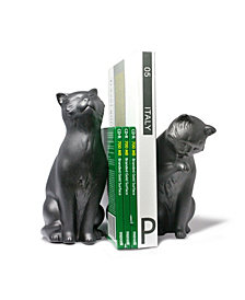 Danya B. Cat Bookend Set