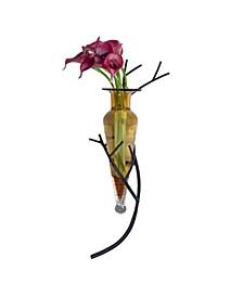 Amphora Vase Twig Sconce