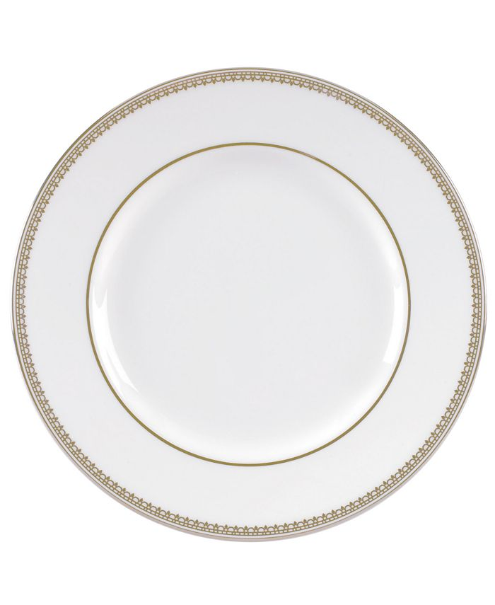 Vera Wang Wedgwood - Lace Gold Appetizer Plate