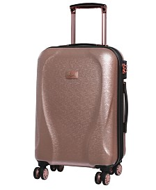 "it Girl Sparkle 22"" Hardside Expandable Spinner Suitcase"