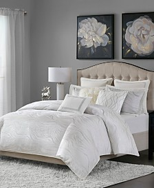 Madison Park Signature Hollywood Glam Queen 8 Piece Comforter Set
