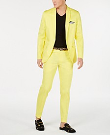I.N.C. Men's Pop Color Suit Seperates, Created for Macy's