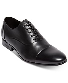 Kenneth Cole New York Men's Cap-Toe Mix Up Oxfords