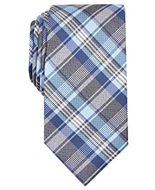Woodruff Plaid Tie