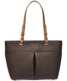 MICHAEL Michael Kors Bedford Signature Pocket Tote