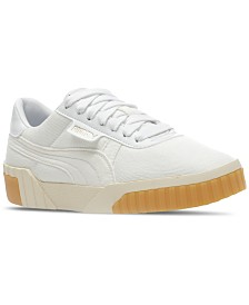 Puma Women's California Exotic Casual Sneakers from Finish Line
