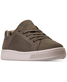 Skechers Little Boys' Metro-Wave - Backstitch Slip-On Casual Sneakers from Finish Line