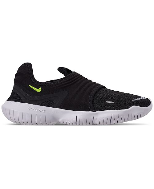 finest selection 30d38 253e9 ... Nike Women s Free RN Flyknit 3.0 Running Sneakers from Finish ...