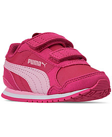 Puma Toddler Girls' ST Runner Casual Sneakers from Finish Line