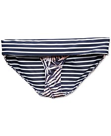 Maternity Reversible Bikini Bottom