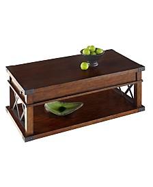 Landmark Castered Cocktail Table
