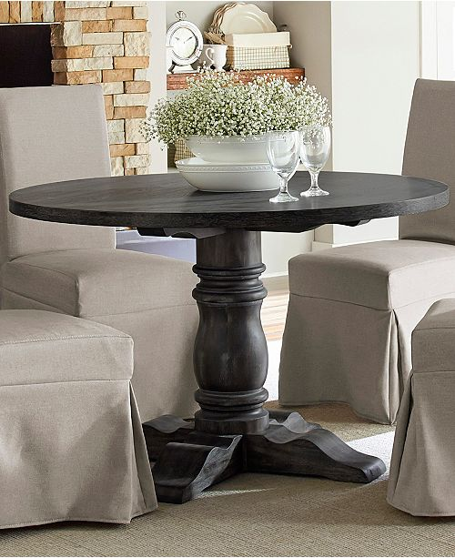 Progressive Furniture Muse Round Dining Table