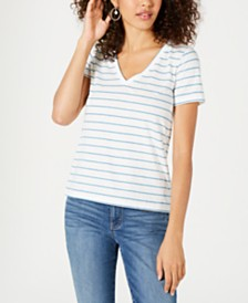 Lucky Brand Striped T-Shirt