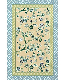 Under The Loggia   Blossom Dearie 5' x 8' Indoor/Outdoor Area Rug
