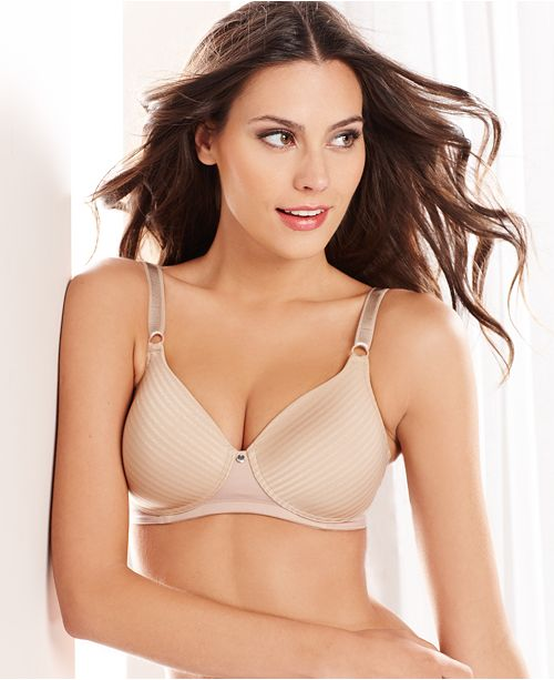 05676603c3c8d Warner s Secret Makeover Wireless Bra 1281P   Reviews - All Bras ...